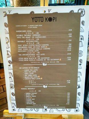Foto 3 - Menu di Yutu Kopi oleh doyan kopi