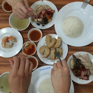 Foto 3 - Makanan di Apollo Nasi Ayam Hainam oleh Yashinta