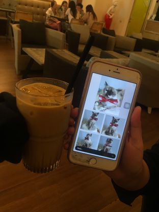 Foto 1 - Makanan(V V Iced Coffee) di Visma Coffee oleh snooshi