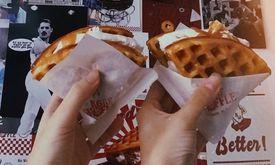 Bgre Waffle