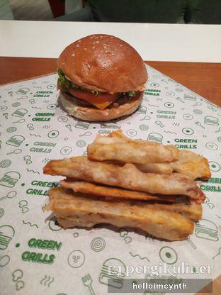 Foto review Green Grills oleh cynthia lim 3