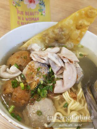 Foto 2 - Makanan di Bakso Nyuk Nyang Aleang Makassar oleh William Wilz