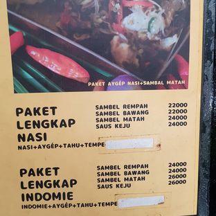 Foto review Ayam Geprek Ceu Mimin oleh Widya WeDe ||My Youtube: widya wede 4