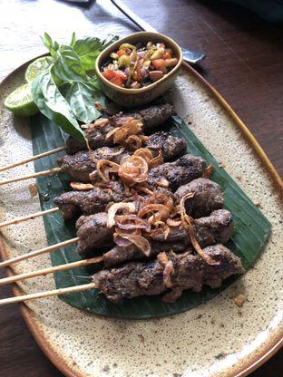 Foto 7 - Makanan(Sate sapi BEST) di Jenderal Kopi Nusantara Buwas oleh fify s