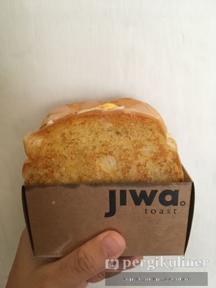 Foto 2 - Makanan di Jiwa Toast oleh @mamiclairedoyanmakan