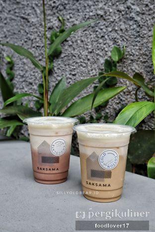Foto 1 - Makanan di Saksama Coffee oleh Sillyoldbear.id