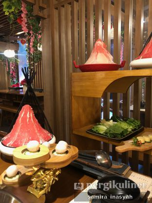 Foto 1 - Makanan di Qinma Hotpot oleh Samira Inasyah
