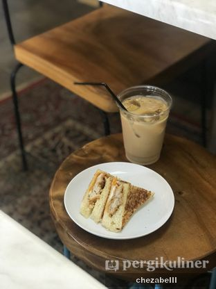 Foto review Sandwich Bakar oleh Olivia Isabelle 1