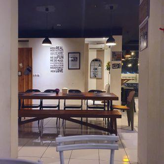 Foto Interior di Indigo Urban Cafe