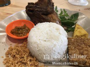 Foto review Bebek Goreng Masbob oleh Monica Sales 4