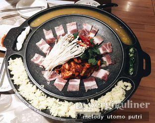 Foto 2 - Makanan(Chukumi Samgyupsal) di Dubu Jib oleh Melody Utomo Putri