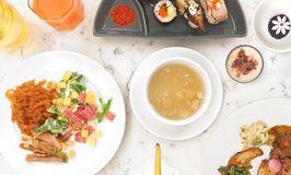 Cafe Bromo - Sheraton Surabaya Hotel & Towers