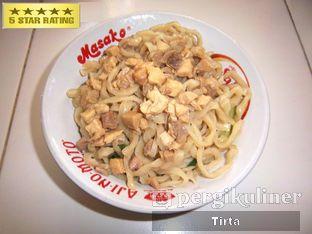 Foto 1 - Makanan di Bakmi Ayam Berkat oleh Tirta Lie