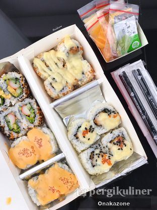 Foto review Ichiban Sushi oleh Onaka Zone 8