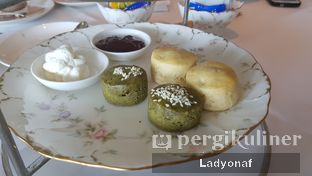 Foto 4 - Makanan di Fountain Lounge - Grand Hyatt oleh Ladyonaf @placetogoandeat
