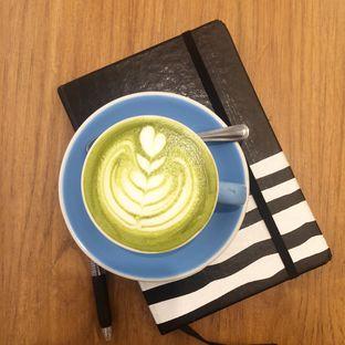 Foto 1 - Makanan(matcha latte) di Common Grounds oleh Yulia Amanda