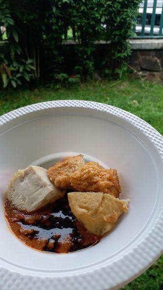 Foto Makanan di Batagor Burangrang