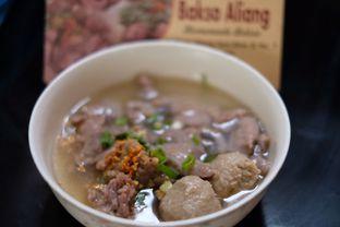 Foto 1 - Makanan di Bakso Aliang oleh Nerissa Arviana