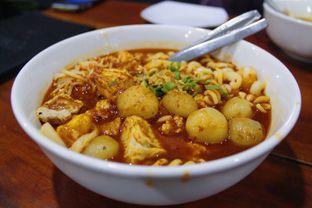 Foto 1 - Makanan(Level 5 & 7 Topping) di Seblak Jebred Bdg oleh Novita Purnamasari