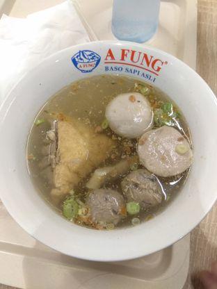 Foto - Makanan di A Fung Baso Sapi Asli oleh Cantika | IGFOODLER