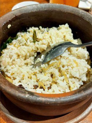 Foto 6 - Makanan(Nasi Liwet) di Live Seafood Cabe Ijo oleh Alvin Johanes