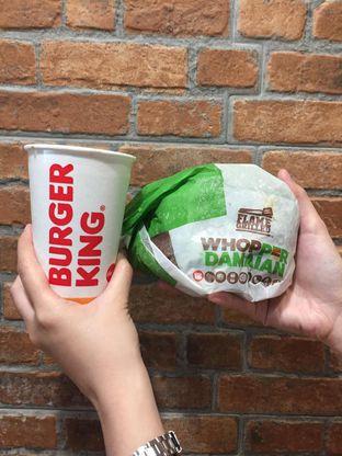 Foto 1 - Makanan di Burger King oleh Mariane  Felicia