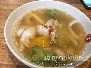Foto 1 - Makanan di Sop Ikan Batam oleh Debora Setopo