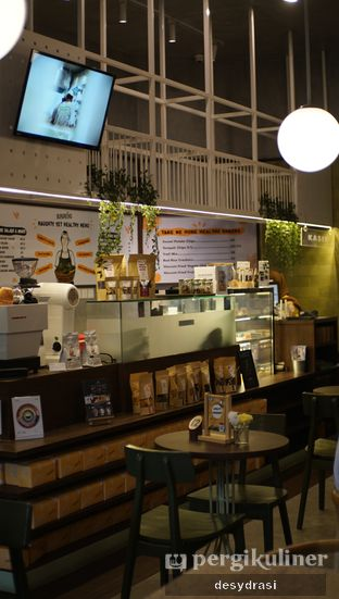 Foto review Burgreens Eatery oleh Desy Mustika 9