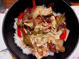 Foto 2 - Makanan(beef rice bowl) di Poke Sushi oleh Ester A