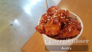 Foto 2 - Makanan di Omo Egg Sandwich & Korean Snacks oleh Audry Arifin @makanbarengodri