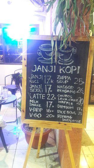 Foto 1 - Menu di Janji Kopi oleh cha_risyah