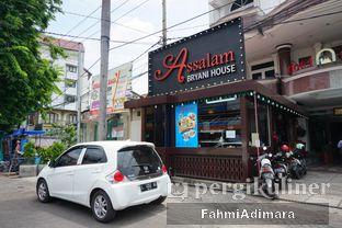 Foto review Assalam Bryani House - Mesir Boutique Hotel oleh Fahmi Adimara 1