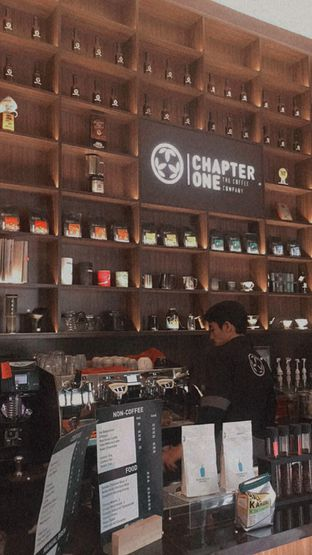 Foto review Chapter One Coffee & Roastery oleh Silvia Dwiyanti 2