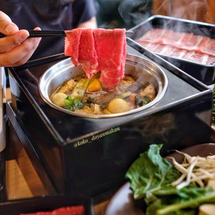 Foto 1 - Makanan di Shaburi & Kintan Buffet oleh om doyanjajan