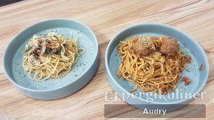 Foto 3 - Makanan(Aglio Olio) di Sebastian Coffee & Kitchen oleh Audry Arifin @thehungrydentist