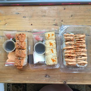 Foto 1 - Makanan di Sushi Faedah oleh Deasy Monica