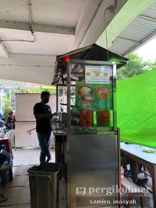 Foto review Es Sekoteng & Siomay Bandung Mang Dede oleh Samira Inasyah 4