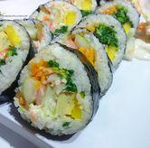 Foto Salad Kimbap di An.Nyeong