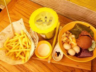 Foto 1 - Makanan di Sumoboo oleh Andry Tse (@maemteruz)