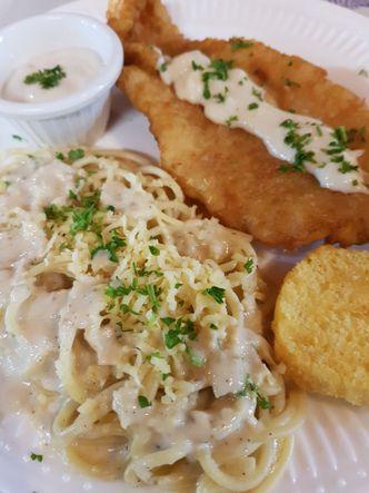 Foto Makanan di Fish Night Fish & Chip