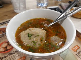 Foto 1 - Makanan di Bakso Boedjangan oleh Maissy  (@cici.adek.kuliner)