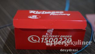Foto review Richeese Factory oleh Desy Mustika 3