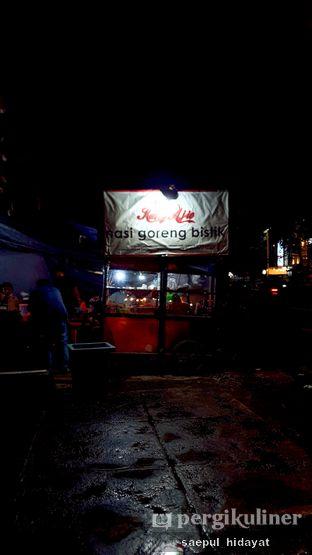 Foto review Kang Ajie Nasi Goreng Bistik oleh Saepul Hidayat 2