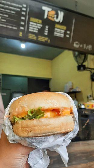 Foto - Makanan di Teji Burger oleh kulinerjktmurah   yulianisa & tantri