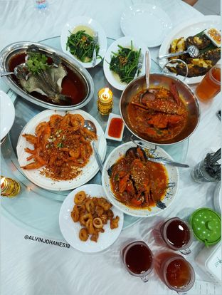 Foto 1 - Makanan di Pulau Sentosa Seafood Market oleh Alvin Johanes