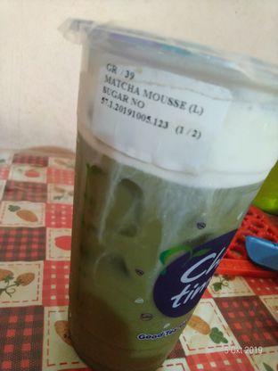 Foto 1 - Makanan di Chatime oleh ayukmakan