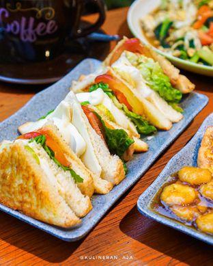 Foto 3 - Makanan(Sandwich) di Kedai Hemat oleh @kulineran_aja