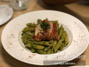 Foto 2 - Makanan(Penne Parmigana) di Kitchenette oleh Cubi