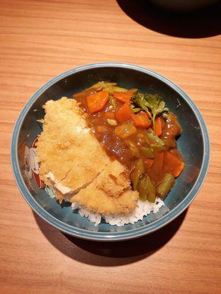 Foto 2 - Makanan(Katsu Curry Donburi  ) di Ichiban Sushi oleh Lely08