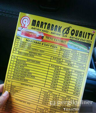 Foto Menu di Martabak B Quality